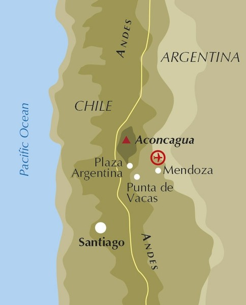 Aconcagua | besthike.com on large map of chile, ecuador and chile, people from chile, detailed map of chile, political leader of chile, political map of chile, street map of villarrica in chile, map of nuclear power plants in the world, map of chile with cities, map of el cono sur, map of chile coast, map show patagonia, map of southern chile, map of patagonia chile, map of copiapo chile, printable map of chile, map chile argentina border, map of chile and hawaii, map of peru, map of patagonia region,