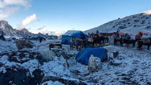 Bhutan's Snowman Trek 1
