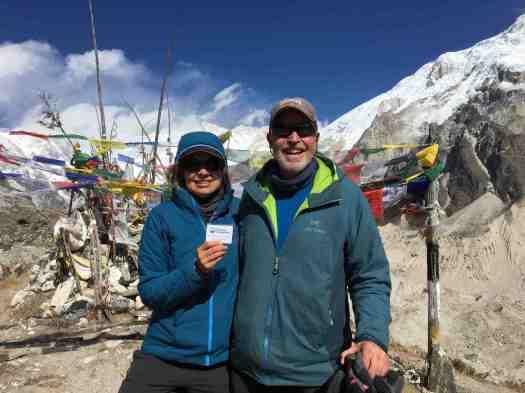 Trek the 8000m peak base camps 1