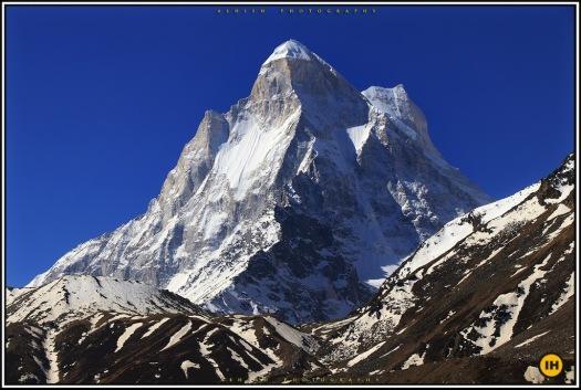 Gaumukh-Tapovan trek, India 1
