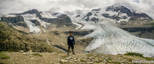 Mt Robson – Berg Lake & Snowbird Pass 1