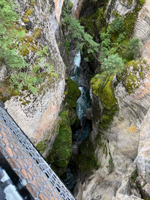 Maligne Canyon, Jasper, Alberta 87