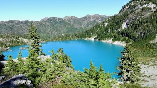 Cream Lake trail, Strathcona Park B.C. 16