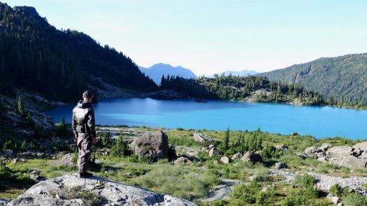 Cream Lake trail, Strathcona Park B.C. 20