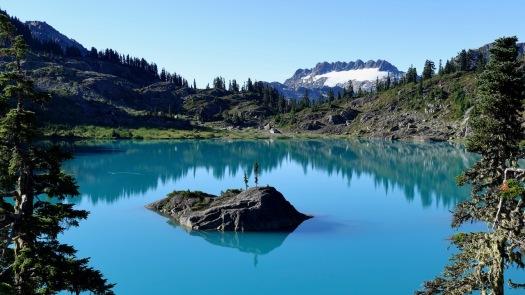 Cream Lake trail, Strathcona Park B.C. 1
