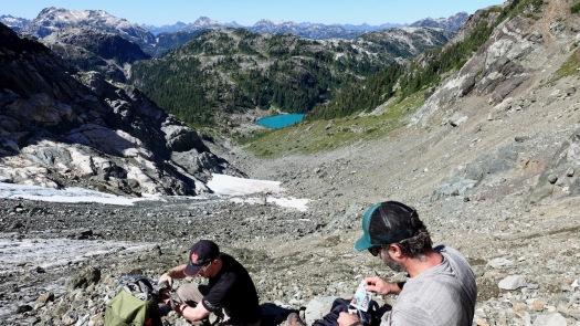 Cream Lake trail, Strathcona Park B.C. 26