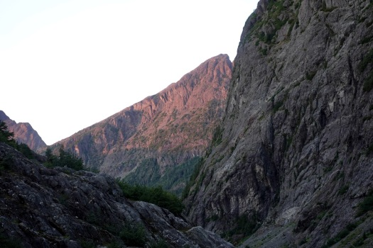 hiking Elk Pass, Strathcona Park B.C. 42