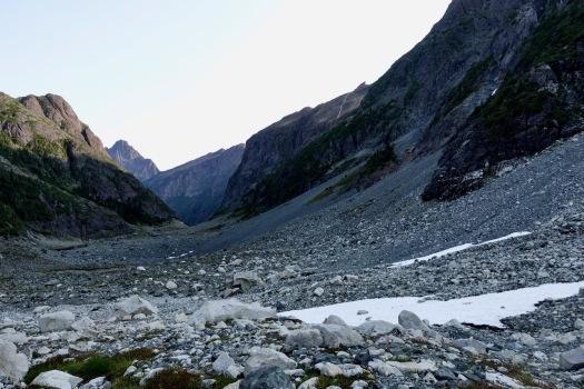 hiking Elk Pass, Strathcona Park B.C. 47