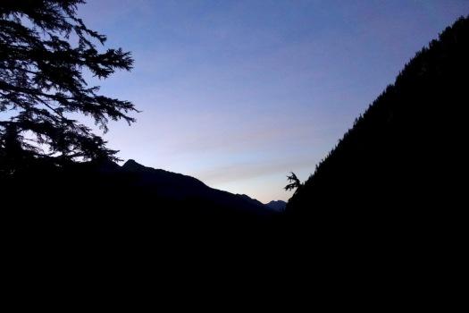 hiking Elk Pass, Strathcona Park B.C. 57
