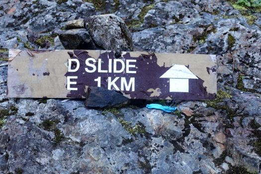 hiking Elk Pass, Strathcona Park B.C. 32