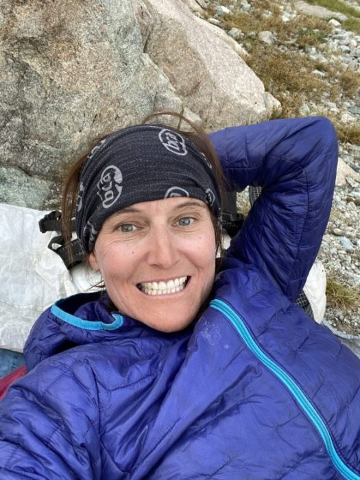 super hiker Mary Cochenour 78