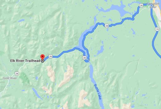 hiking Elk Pass, Strathcona Park B.C. 30
