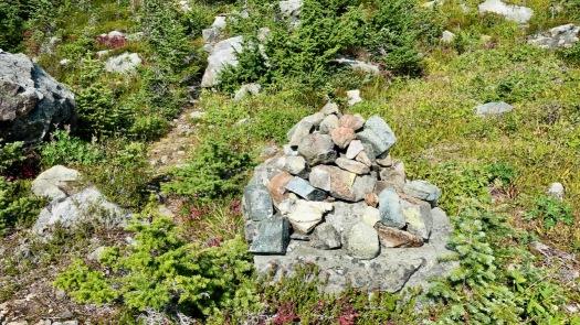 Hiking Castlecrag, Vancouver Island 17