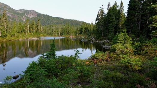 Hiking Castlecrag, Vancouver Island 2