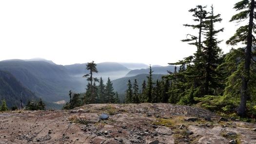 Hiking Castlecrag, Vancouver Island 6