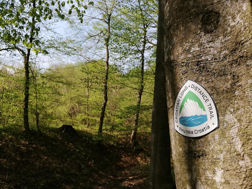 Croatian Long Distance Trail 3