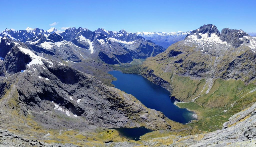 Edward Hathway's 72+ hikes in New Zealand 1