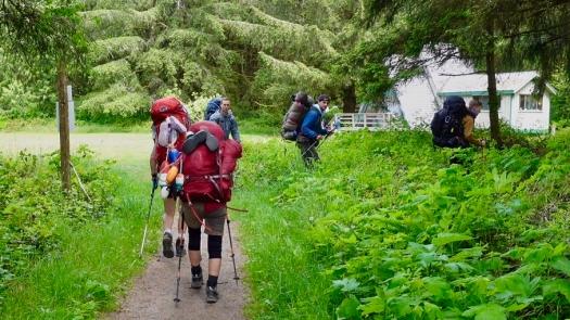 West Coast Trail 2021 22