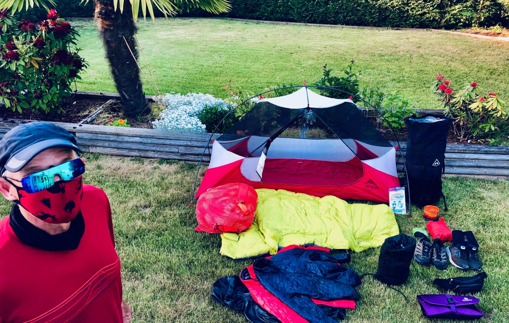 Gear for the West Coast Trail 1
